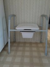 Bedside Commode Heavy Duty in Fort Leonard Wood, Missouri