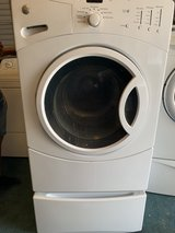 GE front load washer in Kingwood, Texas