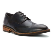 New 12.5 size men's Oxford Black shoes dress or casual wear lace up in Glendale Heights, Illinois
