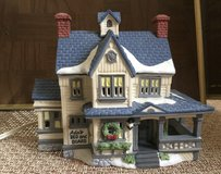 """Dept. 56 Heritage Village Collection-New England Village Series Adas Bed and Board """"Boarding Hou... in Oswego, Illinois"""