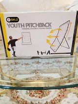 SKLZ Youth Pitchback Rebound Net - New - Unopened Box - Baseball Training Throwing Pitching Return in Plainfield, Illinois