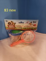 Bug toy garden kit in Fairfield, California