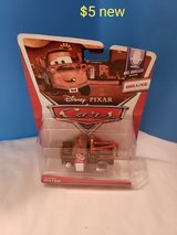 Waiter mater car toy in Fairfield, California