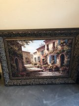 Italian themed picture in Kingwood, Texas