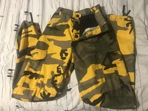 Camo print pants in Fort Campbell, Kentucky