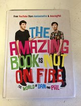 The Amazing Book is Not on Fire - The World of Dan and Phil in Naperville, Illinois