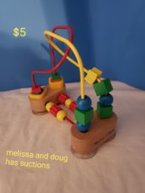 Melissa and doug small looping toy in Fairfield, California