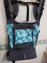 lillebaby carrier in Okinawa, Japan