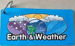 Lakeshore Earth & Weather Cards - New in Okinawa, Japan