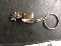 Whimsical key chains /table purse holder in Ramstein, Germany