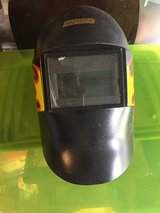Welding helmet in Camp Lejeune, North Carolina