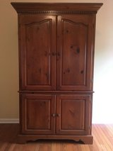 Armoire Cabinet in Camp Lejeune, North Carolina