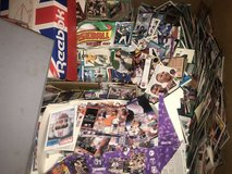 Hundreds & Hundreds of various sports cards in New Lenox, Illinois