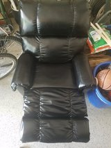 Leather Recliner - Like New. in Naperville, Illinois