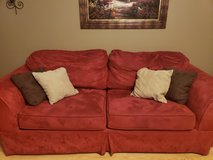 Microfiber Couch in Warner Robins, Georgia