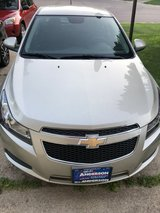 2013 Chevrolet Cruze LT 74k miles in Batavia, Illinois