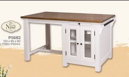 United Furniture - Table Kitchen Island 682 - available in all colors - Including Delivery in Wiesbaden, GE