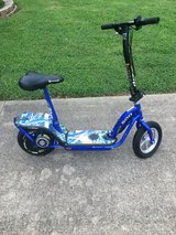 eZip E-500 Blue Electric Scooter in Fort Campbell, Kentucky