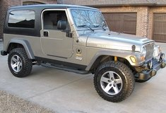 very clean suv 2005 Jeep Wrangler Rubicon in 29 Palms, California
