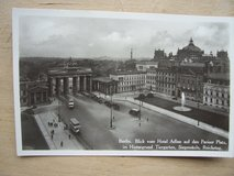 German Postcard of Berlin, ca 1944 in Grafenwoehr, GE
