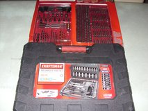 300 pc. drill & drive set & 165 pc. tool set - craftsman in Fort Knox, Kentucky