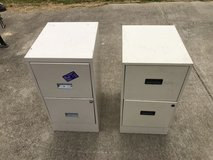 Two 2 Drawer Filing Cabinets No Keys in Fort Knox, Kentucky