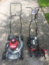 Lawnmower & edger - mechanic special in Kingwood, Texas