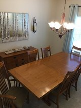 Dining Table with Buffet in Naperville, Illinois