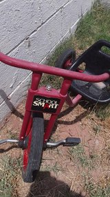 Tricycle in Alamogordo, New Mexico