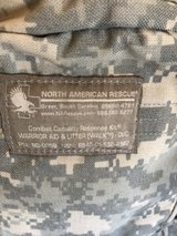 North American Rescue casualty response bag in Camp Pendleton, California