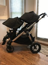 City Select Double Stroller by baby jogger in Naperville, Illinois