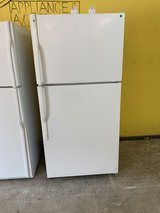 USED GENERAL ELECTRIC REFRIGERATOR WITH WARRANTY in Warner Robins, Georgia