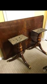 Brown Dining Table in Naperville, Illinois
