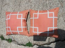 Outdoor pillows in Kingwood, Texas