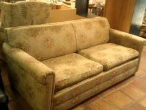 Sofa with full size sleeper, Simmons in Alamogordo, New Mexico