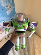 Large Buzz Light Year Toy in Fort Leonard Wood, Missouri