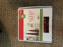 3ft & 4ft Tree set red tinsel in Kingwood, Texas