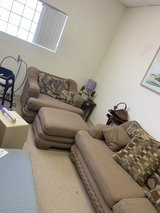 3pc couch set in Alamogordo, New Mexico