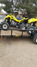 2008 Suzuki 400 Quadsport in 29 Palms, California