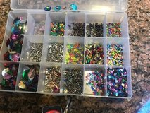 Box of Crafting Sequins for making flowers and such (Opened) in Alamogordo, New Mexico
