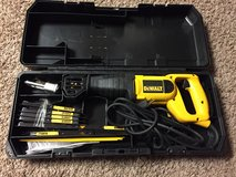 Dewalt Corded Reciprocating Saw in Fort Campbell, Kentucky