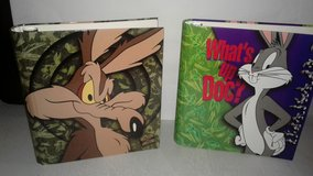 looney tunes binders in Batavia, Illinois