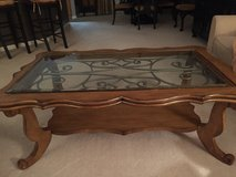 Coffee table in Oswego, Illinois