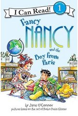 Fancy Nancy and the Boy from Paris in Okinawa, Japan