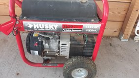 Husky Generator REDUCED in Alamogordo, New Mexico