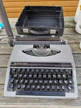 type writer no ribbon in Lakenheath, UK