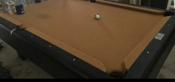 Pool Table in Vista, California