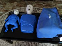 CPR manikes in The Woodlands, Texas
