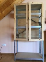Large Cage for Rats/Chinchillas/Ferrets + Supplies in Ramstein, Germany