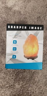 Brand New Sharper Image Salt Lamp in Camp Lejeune, North Carolina